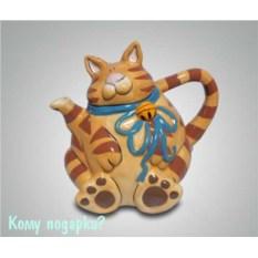Чайник «Рыжий кот»
