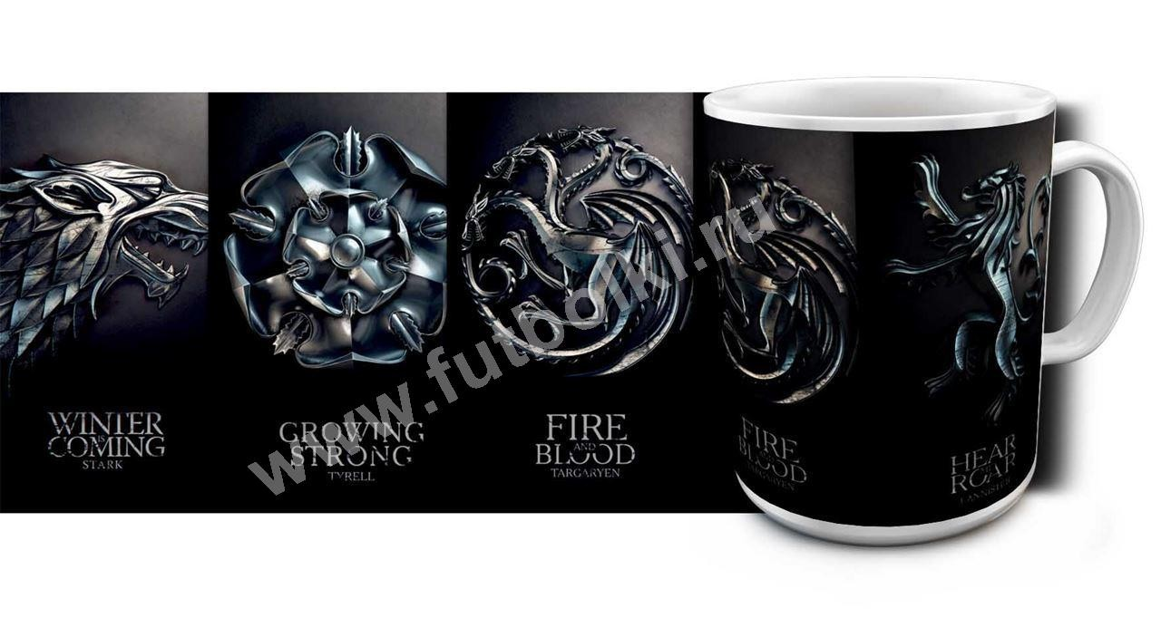 Кружка Game of Thrones