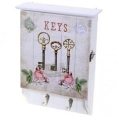 Настенная ключница Любимый дом