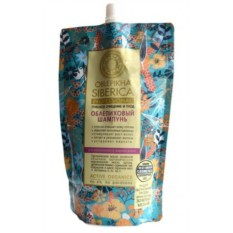 Облепиховый шампунь для нормальных и жирных волос