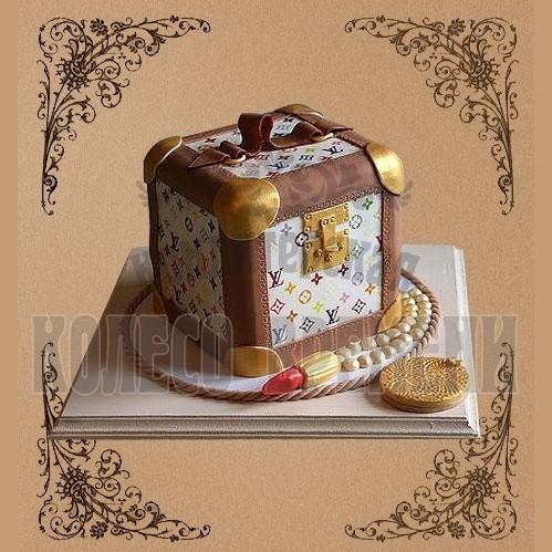 Торт «Модница»