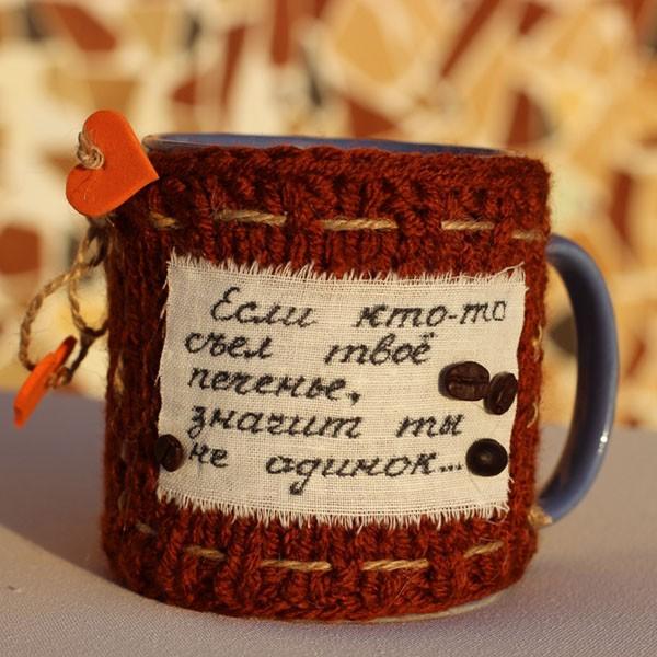 Свитер на чашку Если кто-то съел печенье