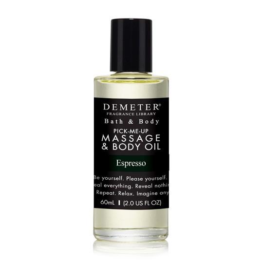 Масло для тела и массажа Demeter Эспрессо