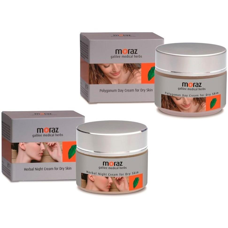 Набор кремов для сухой кожи лица 24hrs Facial Cream Kit