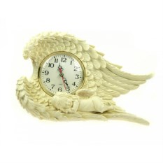 Настольные часы Свадебный ангел