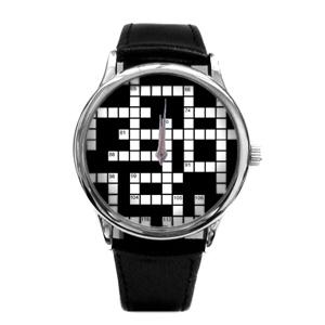 Наручные часы «Кроссворд»