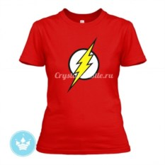 Женская футболка Flash Classic
