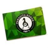 Зеленый стикербук Parazita Kusok 3