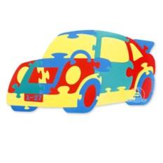Напольный коврик-пазл «Машинка»