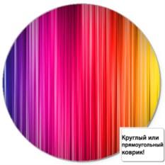 Коврик для мыши Цветные полоски