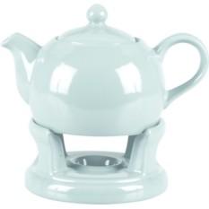 Чайник на подставке