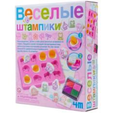 Игровой набор «Веселые штампики»