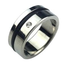 Кольцо из стали Respect Steel SRPL 17