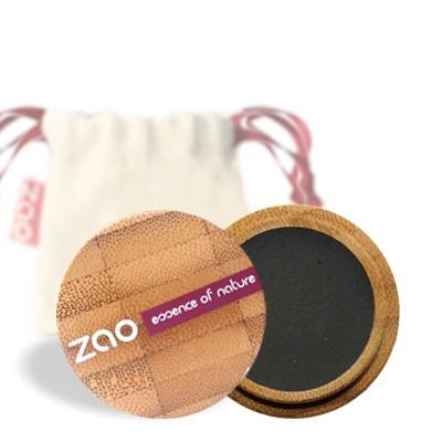 Матовые тени для век 206 (черный) zao