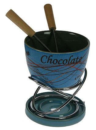 Фондюшница для шоколада 10х6 см