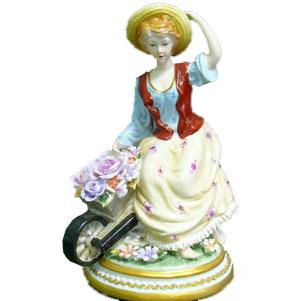 Статуэтка «Девушка»