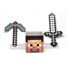 Железный набор Стива