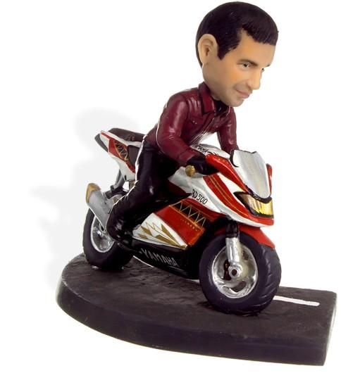 Подарок мотоциклисту по фото На трассе