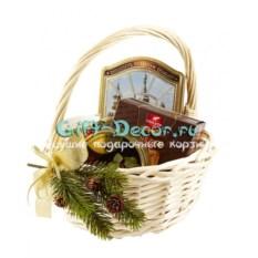 Подарочная корзина Окно на Кремль