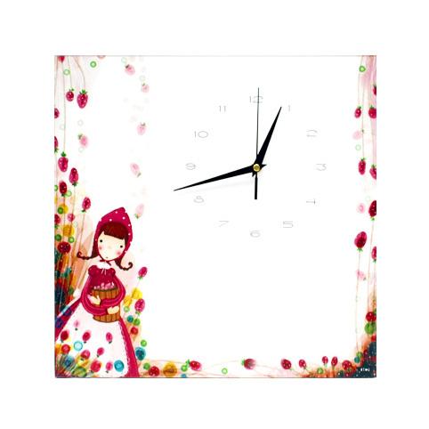 Часы «Ягодки»