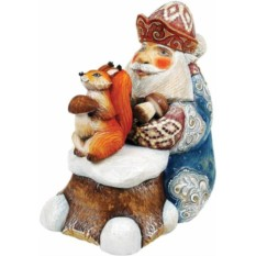 Коллекционная шкатулка Дед Мороз