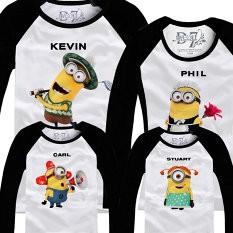 Семейные футболки Мы – Миньоны для родителей и сына