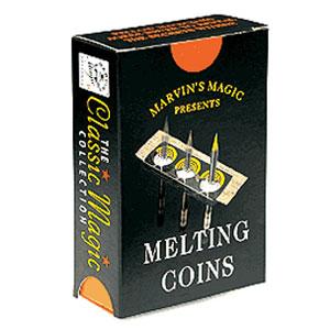 Фокус «Плавящиеся монеты»