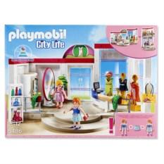 Конструктор Playmobil «Торговый центр: Бутик с одеждой»