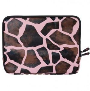 Чехол для ноутбука Жираф (коричневый)