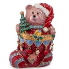 Новогодняя шкатулка Башмачок