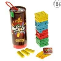 Веселая игра Пьяная башня