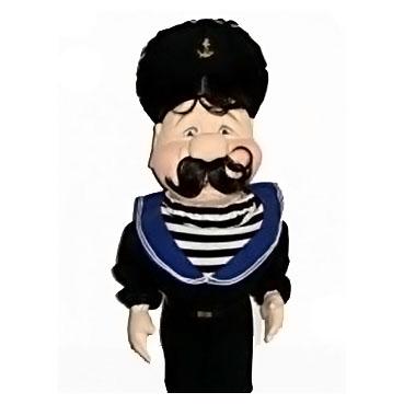 Кукла - бар Матрос