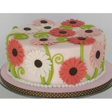Праздничный торт №13