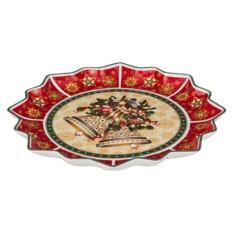Новогоднее блюдо Christmas collection