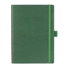 Зеленый недатированный ежедневник Soft Book