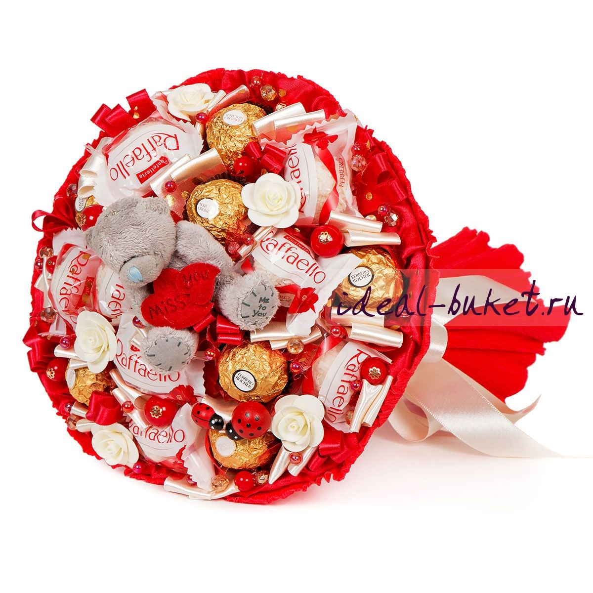 Букет конфет Miss You
