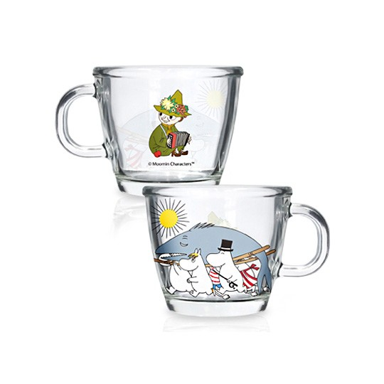 Набор из 2-х чашек Moomin Fishing