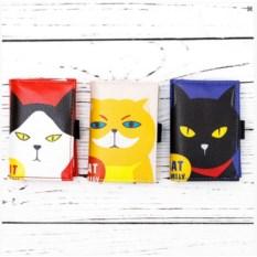 Креативбук на застежке Cat Family