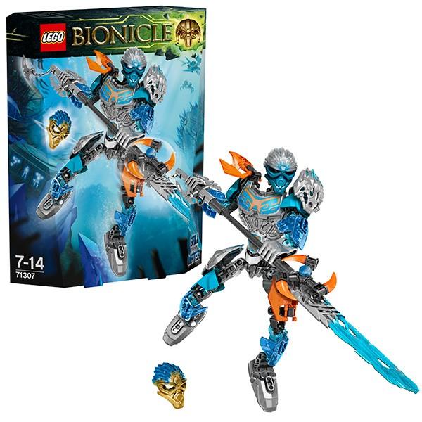 Конструктор Гали Объединительница Воды Lego Bionicle
