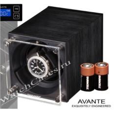 Шкатулка для автоподзавода часов Avante GMTA-GMMBBK