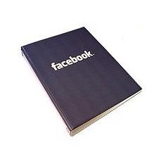Тетрадь для блоков Facebook