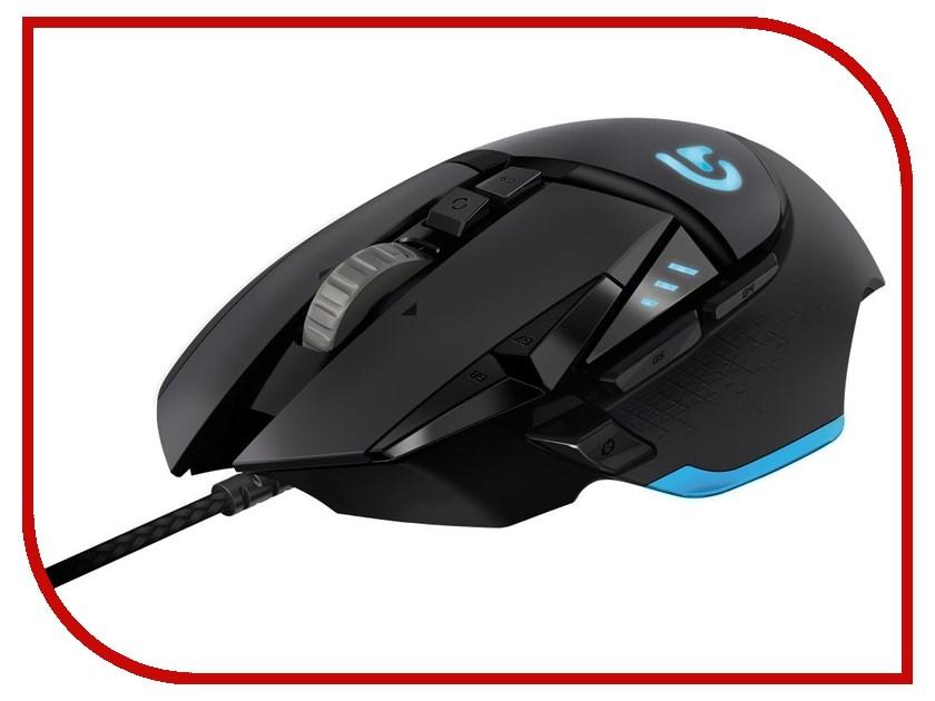 Мышь Logitech G502 Proteus Core Black