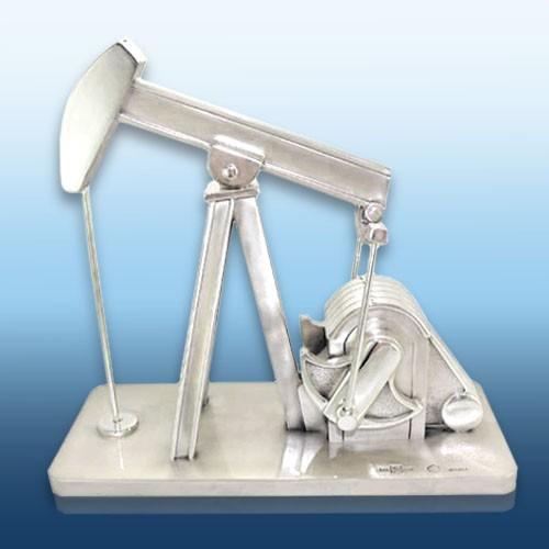 Скульптура Нефтедобыча