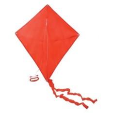 Красный воздушный змей Ромб