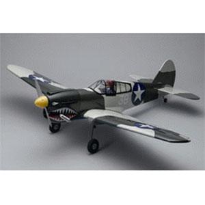 Модель самолёта SQS Warbird Curtiss P-40 Warhawk