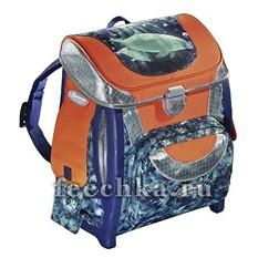 Школьный  рюкзак Дельфин