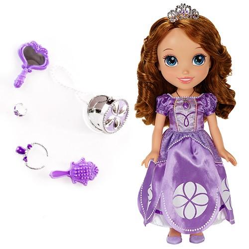 Кукла  Disney Princess  София