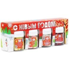 Красный сладкий набор «С Новым Годом»