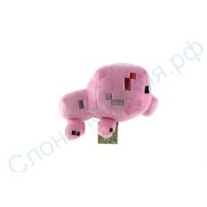Мягкая игрушка Свинья Майнкрафт