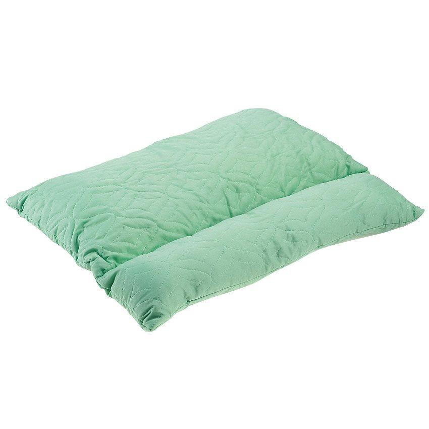 Анатомическая подушка с эвкалиптом